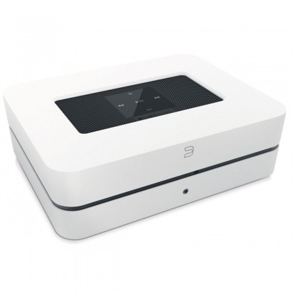 BLUESOUND NODE 2 Lecteur Reseau Hi-Fi 24bits/192KHz Silver