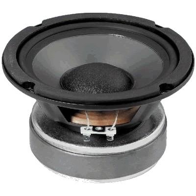 MONACOR SPH-165 Speaker Driver Midbass 50W 8 Ohm 89dB Ø 15cm
