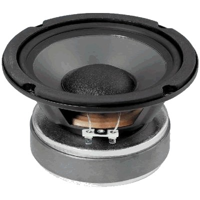 MONACOR SPH-165 Speaker Driver Midbass 50W 8 Ohm 89dB Ø15cm