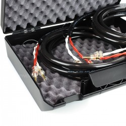 WM-Audio LS-06 Câble d'enceintes Haute performance2.5m (×2)