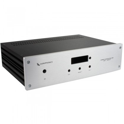Boîtier U-Sabre ES9018 & Raspberry Pi 2 Aluminium 330x230x80mm