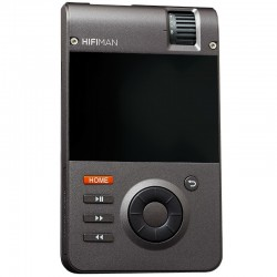 HIFIMAN HM-802S DAP / Digital Audio Player 24bit/192kHz POWER II
