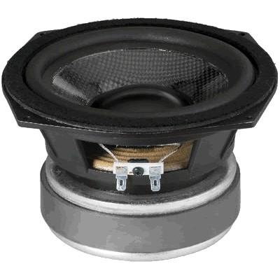 MONACOR SPH-165CP Haut-parleur grave-médium HiFi 120W / 8Ω