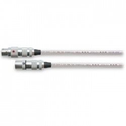 OYAIDE AR-910 XLR Male / Female XLR AES/EBU Digital Cable 3 Poles 5N Pure Silver 1m