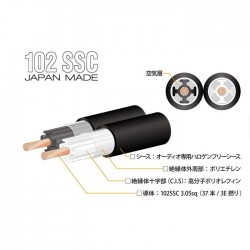 OYAIDE ACROSS 3000 Y Speakers Cable 102SSC Copper 2m (Pair)