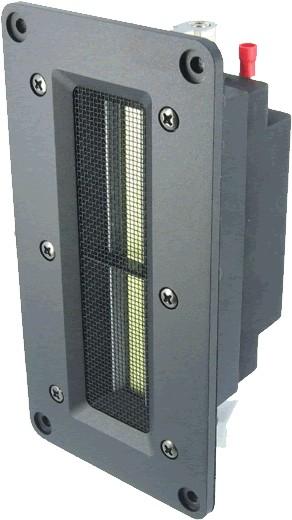 FOUNTEK NEO CD2.0 Haut-Parleur Tweeter à Ruban 20W 7 Ohm 97dB 1200Hz - 40kHz Ø 12cm