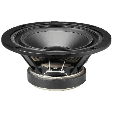 MONACOR SPH-170 Haut-parleur de grave-médium Hi-Fi 80W 8Ω