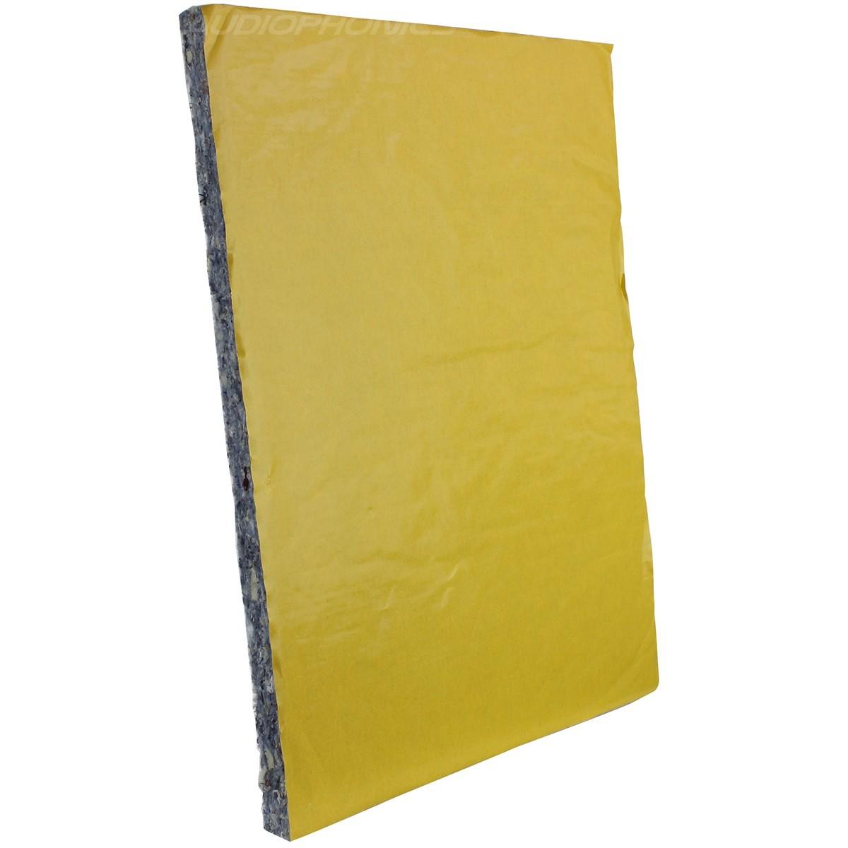PINTA RESOBSON FU1220 Self-Adhesive Fabric Felt Damping 400x500mm