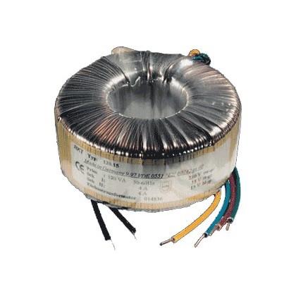 Transformateur torique. 500VA 2x30V 8.3A