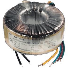 Transformer toroidal 500VA 2x30V 8.3A