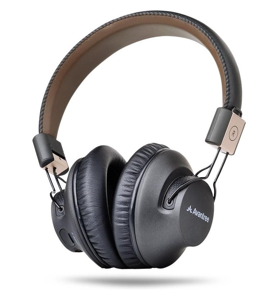 AVANTREE Audition Pro Casque audio Bluetooth 4.1 aptX Kit mains libres