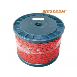 NEOTECH BRDCC-20 Fil de câblage plat tressé UP-OCC 0.5mm2