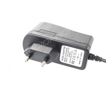 power supply adaptator 100-240V to 6V DC 2A