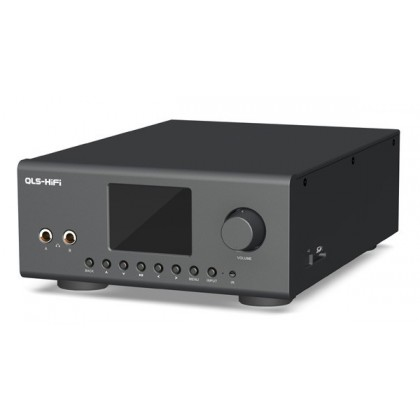 Quloos QA860 DSD DAC 24 bits 192KHz Digital Audio Player