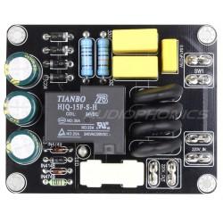Module Softstart de commande et temporisation pour amplificateur