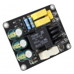 Power on and Delay Softstart Board for Amplifier