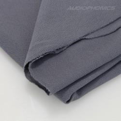 tissu acoustique gris