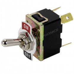 Aviation type Toggle Switch 4 pin two positions 250V 15A