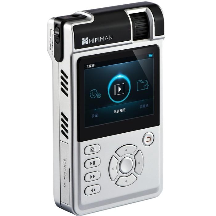 HIFIMAN HM-650 DAP Baladeur Audiophile 24bit/192kHz Power Amp