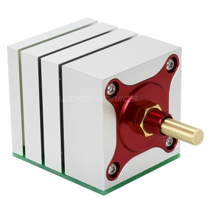 Khozmo Acoustic Attenuator Stereo 48 positions Shunt CMS 10k 1%