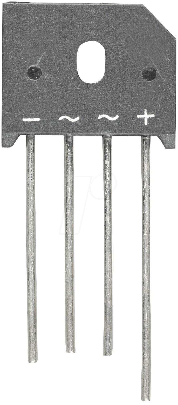Bridge Rectifier KBU8AG 280V AC 8A 400V Standard