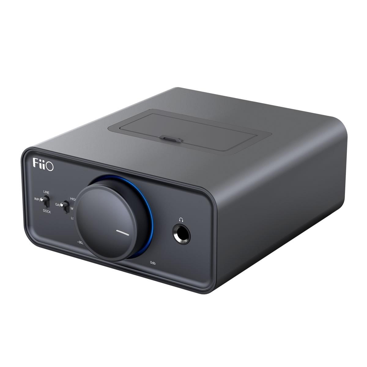 FIIO K5 Amplificateur Casque et Dock pour FIIO X1 / X3II / X5II / X7