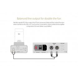 FIIO K5 Amplificateur casque DAC et Dock pour players FIIO