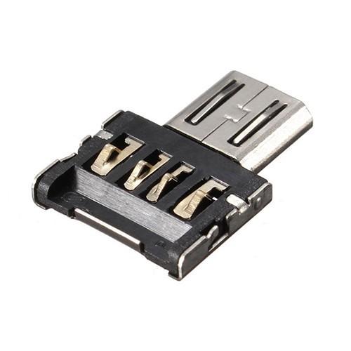 Adaptateur OTG USB Micro Mâle vers USB A Mâle