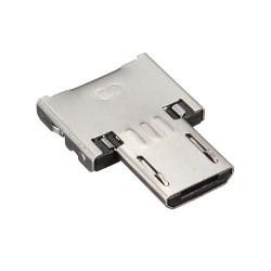 Micro USB Male to USB Female OTG Adapter Converter