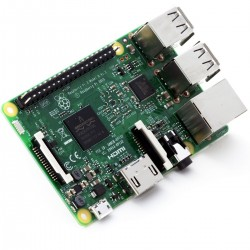 RASPBERRY Pi 3 modèle B 1GB HDMI Ethernet 4xUSB 1.2Ghz