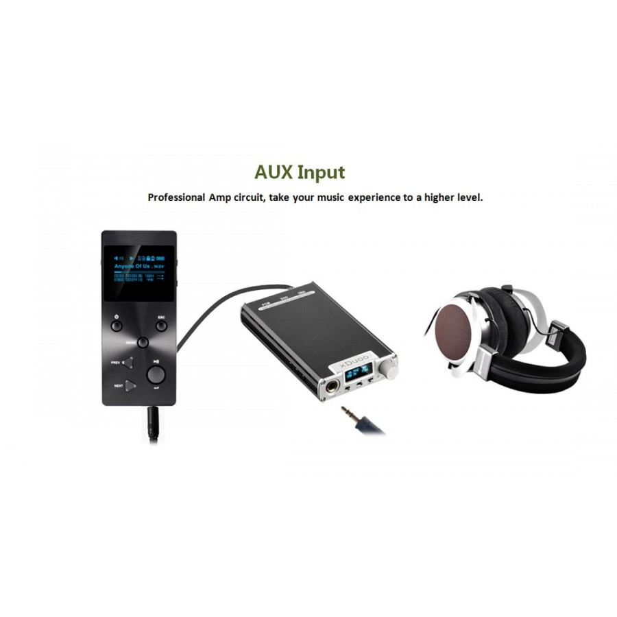 Xduoo Xd 05 Nomad Battery 32bit Dac Ak4490 Headphone Amp Ios Ra53 Stereo Amplifier Connection Schematic Xd05 Portable Audio With