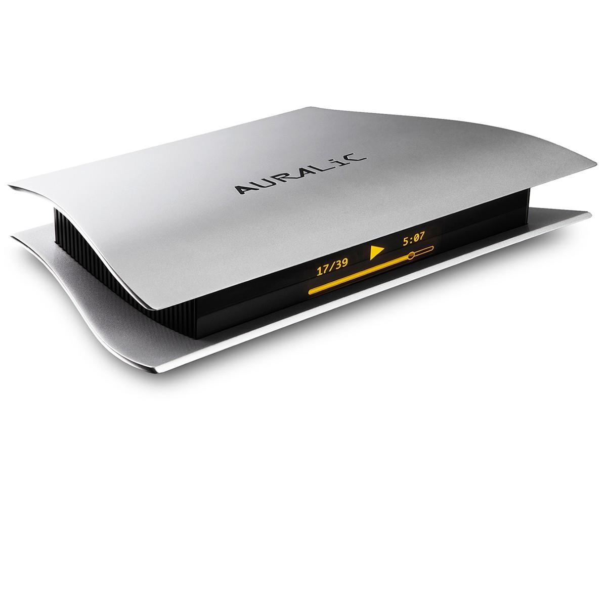 AURALiC Aries Hi-Fi Streamer 32bit 384Khz AES/EBU Femtoclock
