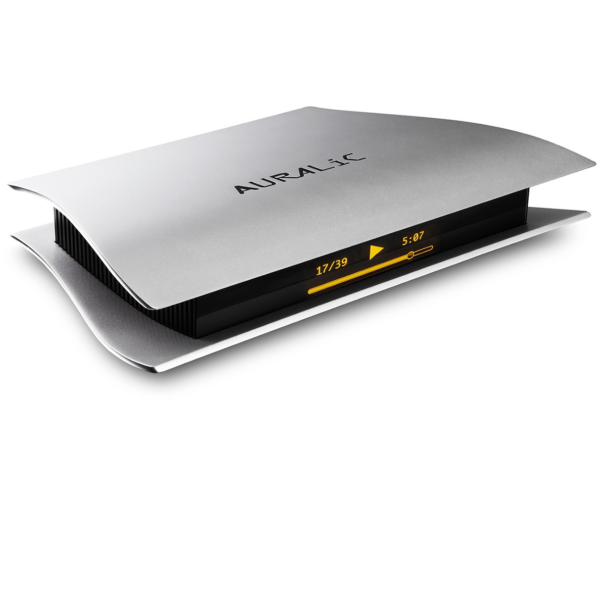 AURALiC Aries Lecteur Réseau Hi-Fi32bit 384khz AES/EBU Femtoclock
