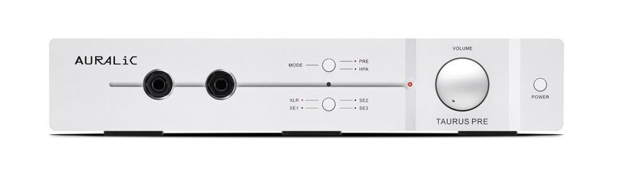 AURALiC Taurus PRE Stereo XLR Preamplifier Headphone Amplifier