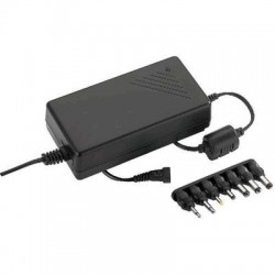 AC/DC Switching Adapter Adjustable Voltage 6-15V 5A
