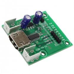 Module d'entrée I2S vers Sortie HDMI I2S