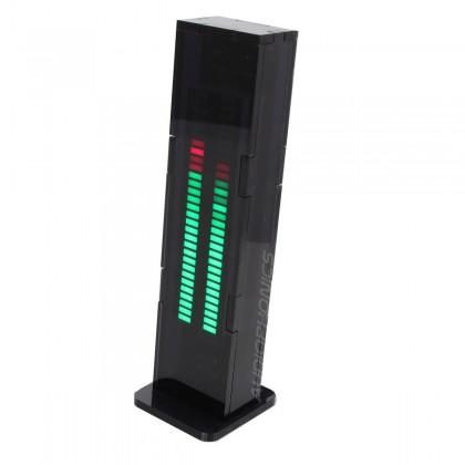 Bargraphe Vumètre LED Indicateur de Niveaux Stéréo