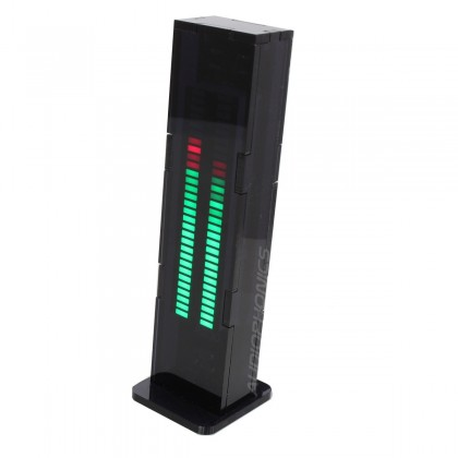 LED Bar Graph vu meter Dual Channel Level Indicator Display