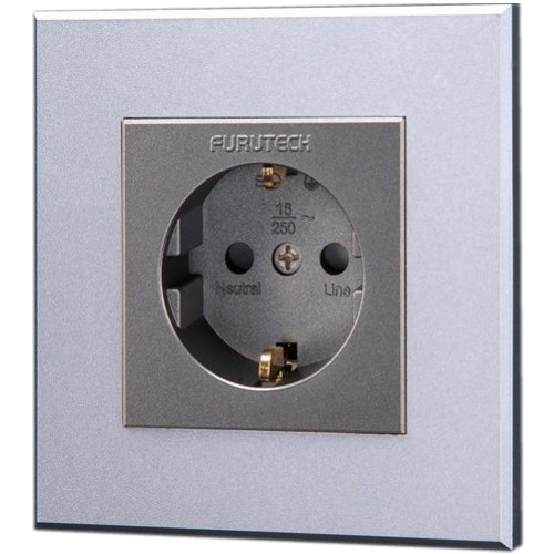 FURUTECH FT-SWS (G) Schuko wall socket Gold plated