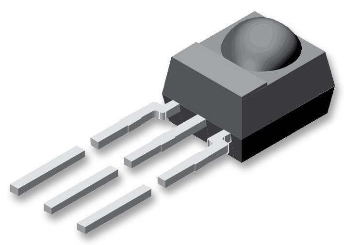 Récepteur Infrarouge IR TSOP32338 38Khz directivité 45°