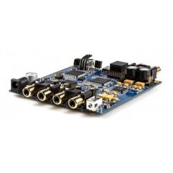 MiniDSP 2X4 HD Kit Inteface/Filtre numérique IIR/DAC 24bit 192Khz