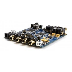 MiniDSP 2X4 HD Kit Interface / Filtre numérique IIR / DAC 24bit 96Khz