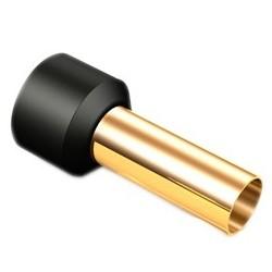 VIABLUE Embouts protège câble 2.5mm² OFC x10