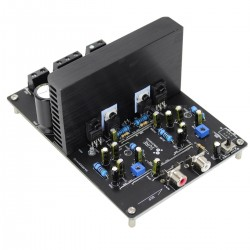WONDOM AA-AB32291 IR S2092 Module amplificateur stéréo class D 2x250W 8Ohms