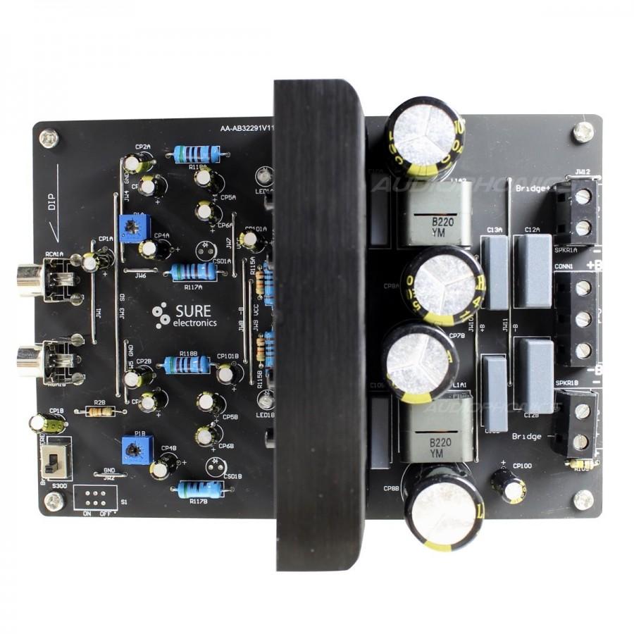 Wondom Aa Ab32291 Ir S2092 Module Stereo Amplifier Class D 2x250w Circuit Tpa3116d2 Tpa3118d2 Subwoofer Sure 8ohm