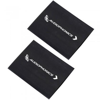 Audiophonics Heatshrink 3:1 Sleeves Ø25mm Black x2