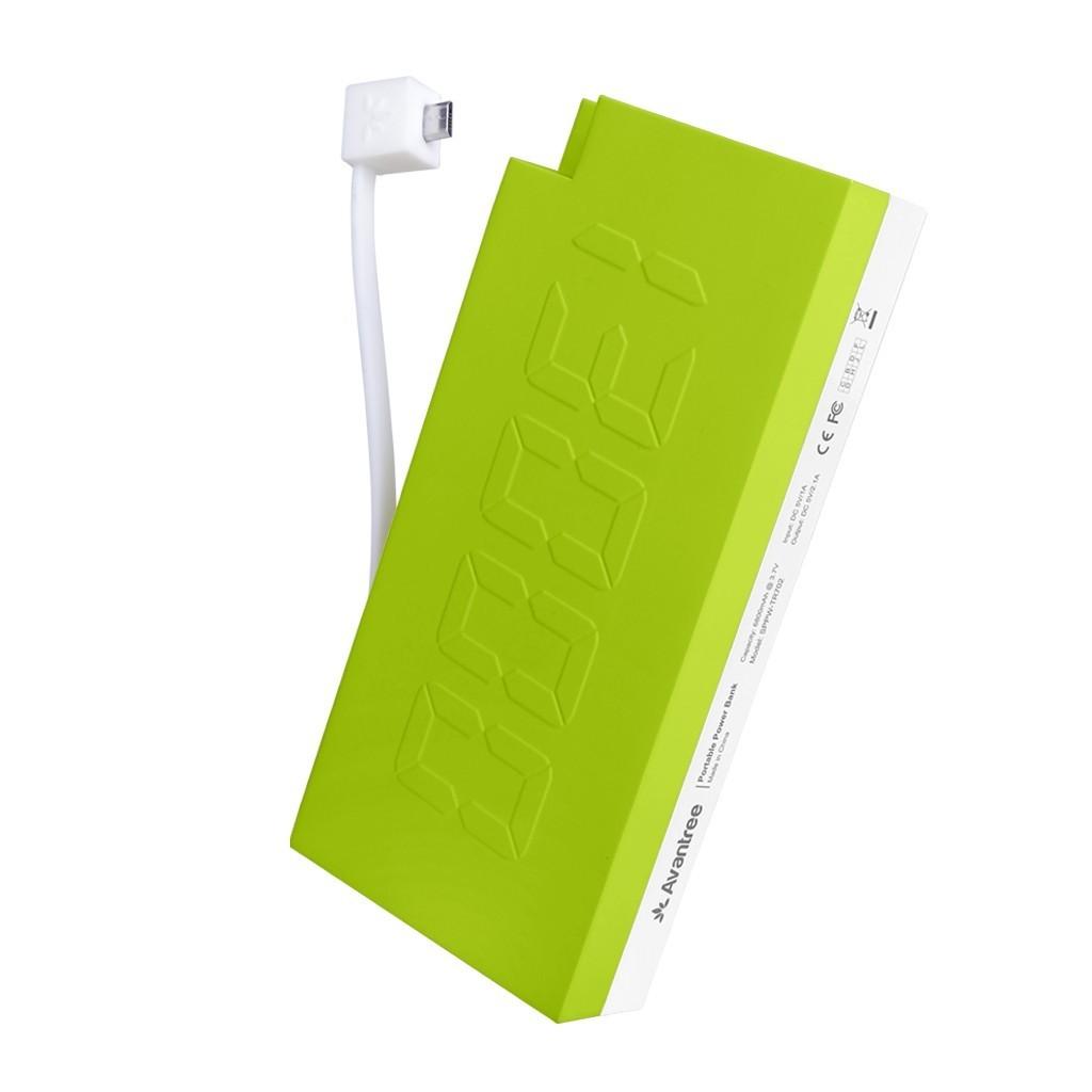 AVANTREE Force Power bank Alimentation Chargeur sur batterie Micro USB 13000 mAh