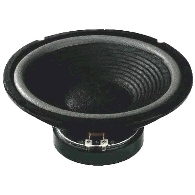 MONACOR SP-252E Speaker Driver Midbass 75W 4 Ohm 94dB Ø25cm