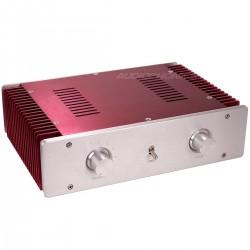 DIY Box Amplificateur Intégré 100% Aluminium 300x211x80mm