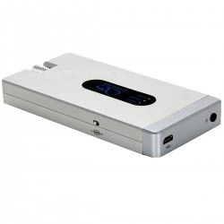 SHANLING H3A DAC ES9018 Amplifi Casque Bluetooth Apt-x XMOS DSD 32bit 384kHz
